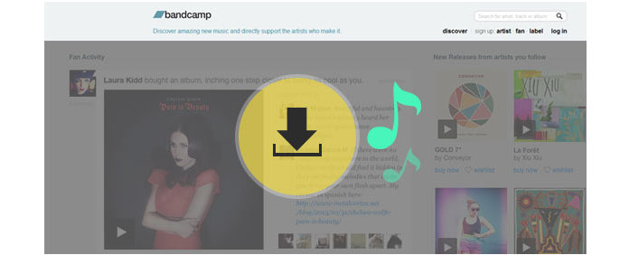 The Best Bandcamp Downloader - To Download Music from Bandcamp