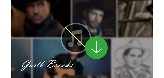 Registra canzoni di Garth Brooks