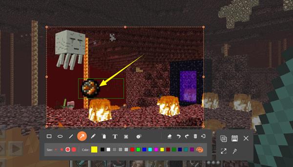 Επεξεργασία minecraftScreenshot