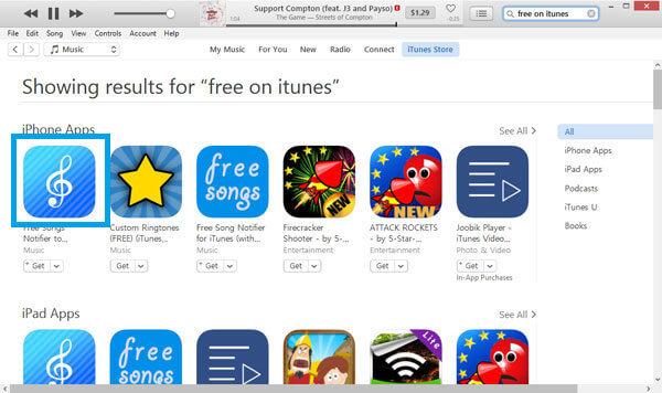 Gratuito su iTunes