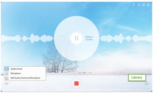 Apowersoft Gratis online audiorecorder