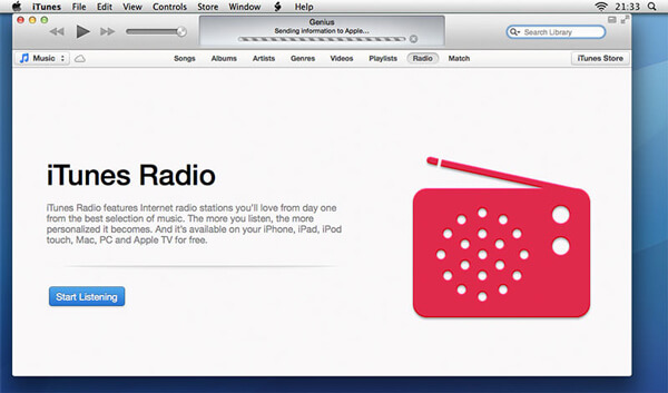 How To Open Itunes Radio On Mac