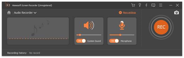 Pandora Music Recorder