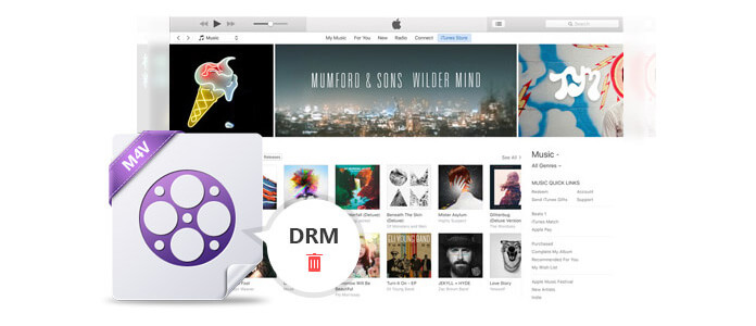 Rimuovi DRM da iTunes M4V Movies