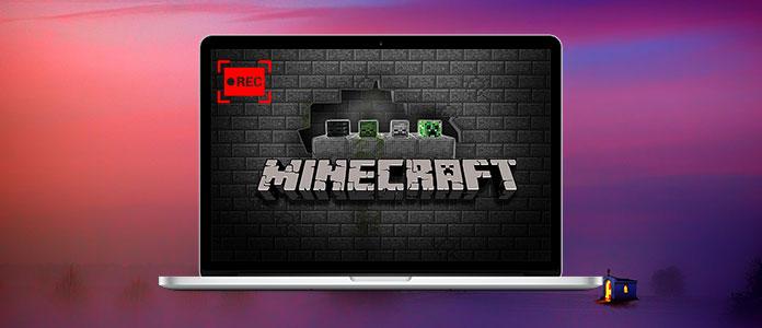 Καταγραφικό οθόνης Minecraft