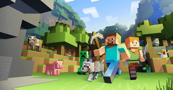 Δωρεάν Minecraft