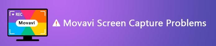 Επιδιόρθωση προβλημάτων Movavi Screen Capture
