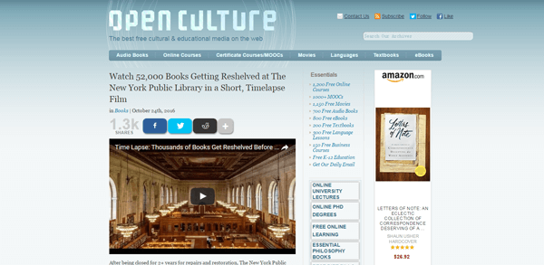 Ανοικτό Πολιτισμού