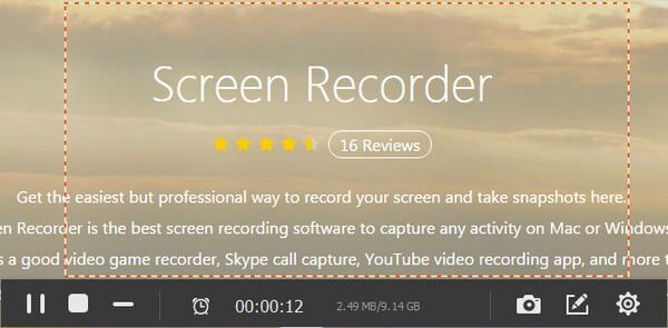 Nagrywaj połączenia FaceTime