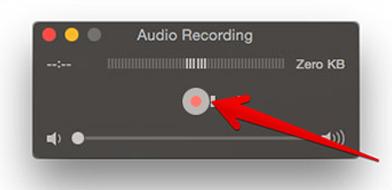 Nagraj kasetę za pomocą QuickTime Player
