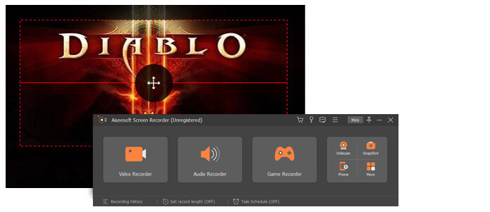 Record Diablo 3 Gameplay
