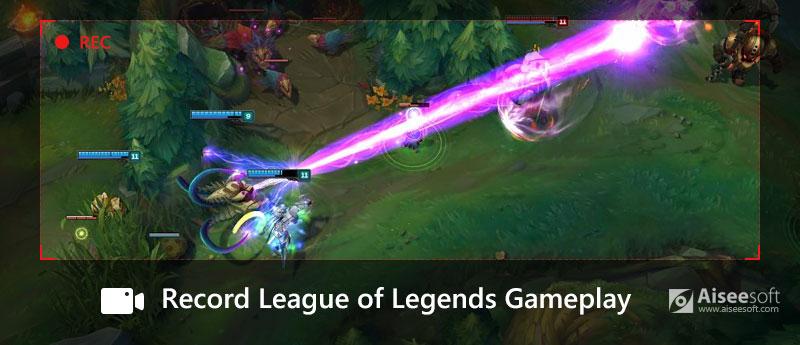 Παιχνίδι Record League of Legends