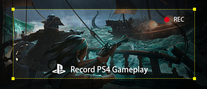 Record PS4 Gameplay Video