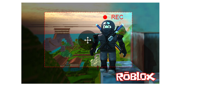 Registra video Roblox