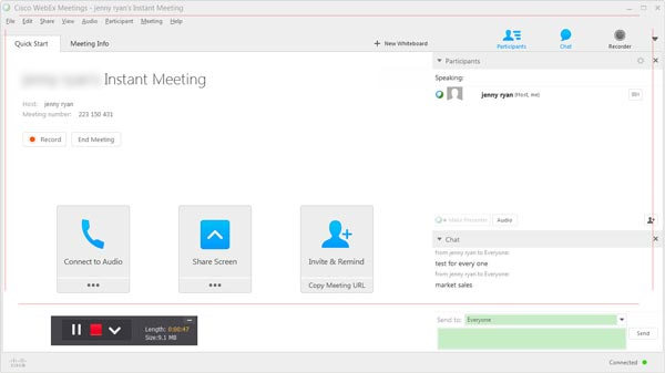 Online Web Conferencing