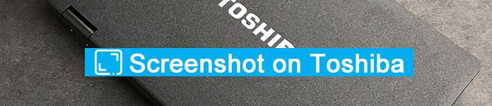screenshot on toshiba satellite laptop