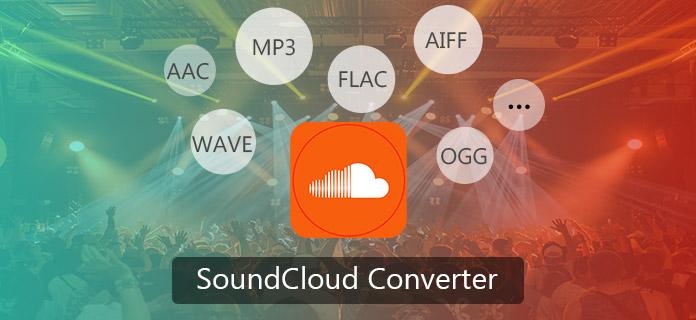 SoundCloud Converter - Download/Convert SoundCloud Songs to MP3