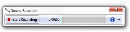 Ξεκινήστε την εγγραφή κασέτας με ηχογράφηση