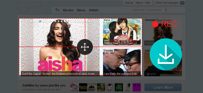 How to Download and Record video from ViKi