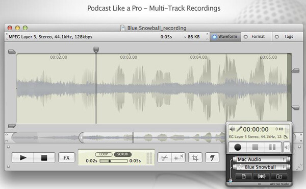 Nagrywarka MP3 WireTap Studio