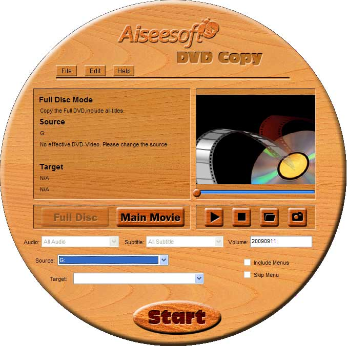 Aiseesoft DVD Copy 5.0.38