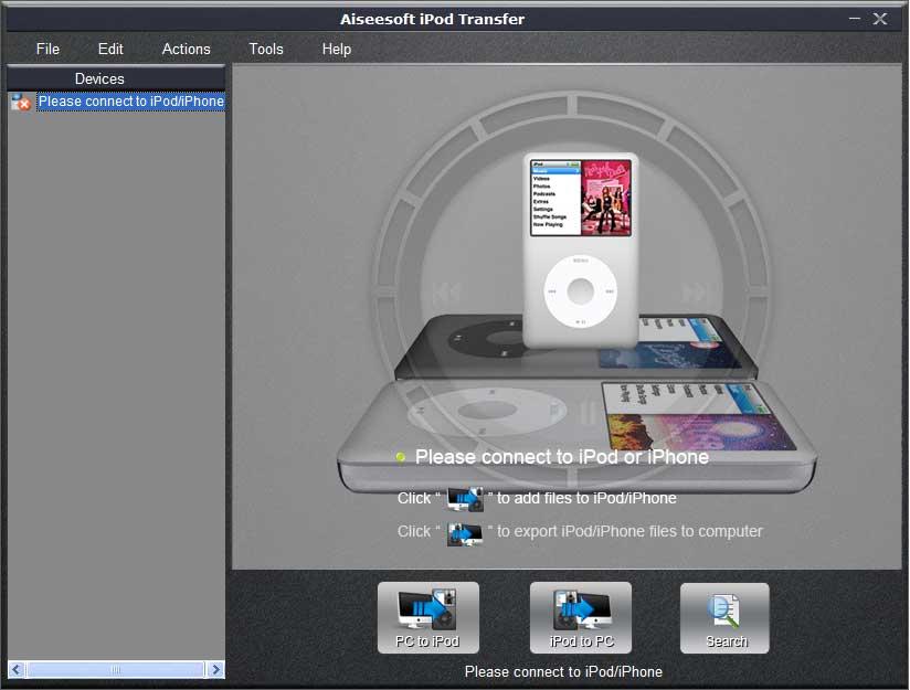 Aiseesoft iPod Transfer