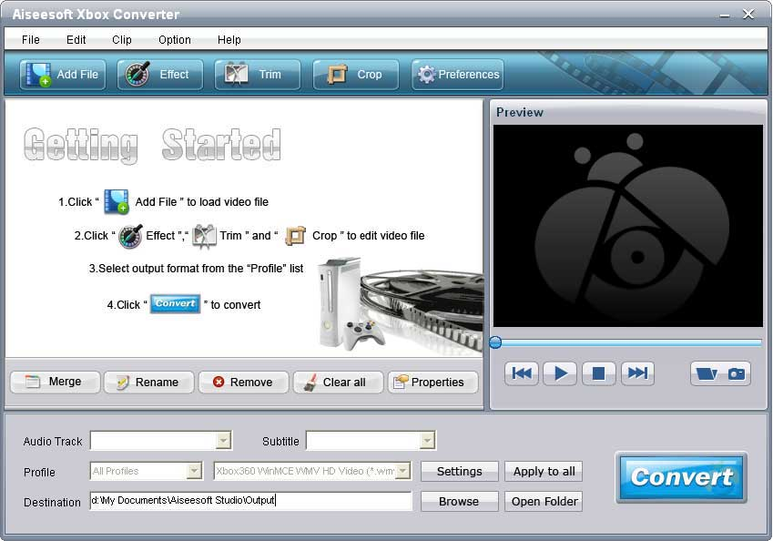 the best Xbox 360 Video Converter