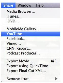 在iMovie中創建幻燈片