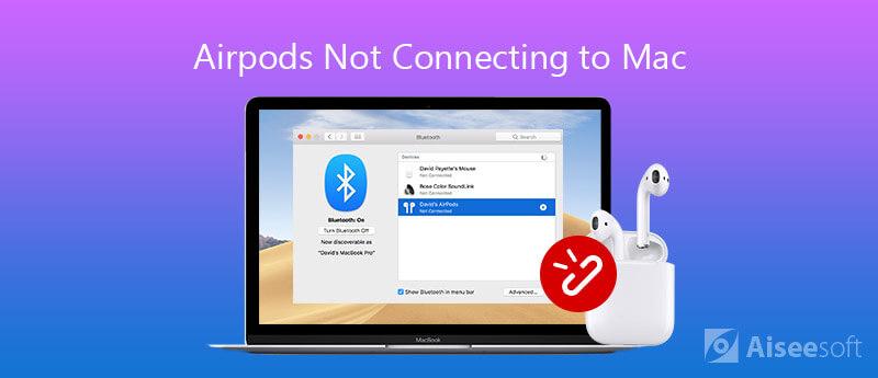 Fix AirPods non si collegherà a MacBook