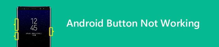 I pulsanti Android non funzionano