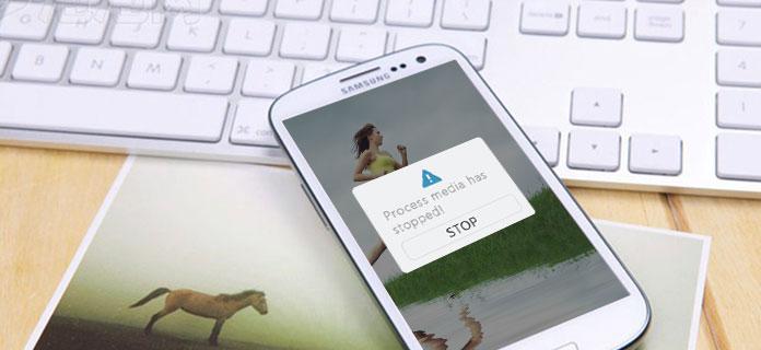 Android.Process.Media Zastaveno
