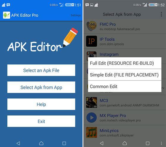 App Editor Apk