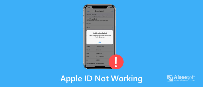 Solve Apple ID Not Working