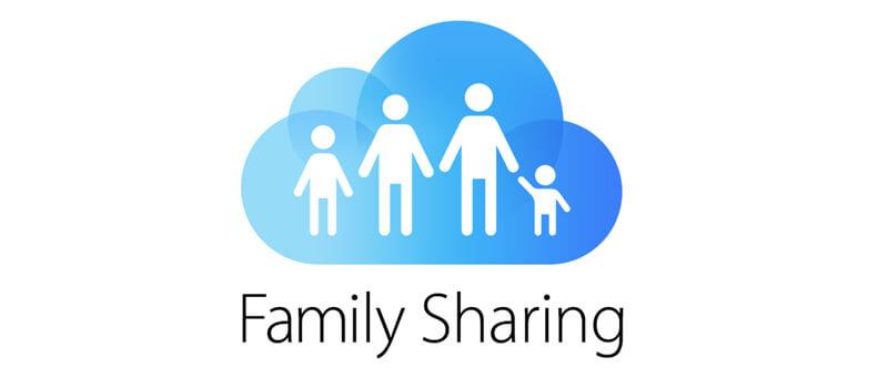Κοινή χρήση οικογένειας