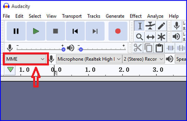 Host Audacity Audio
