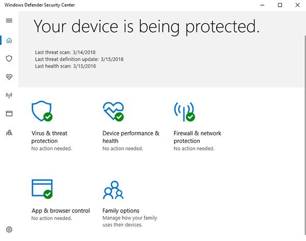 Disinstallare Anti-malware
