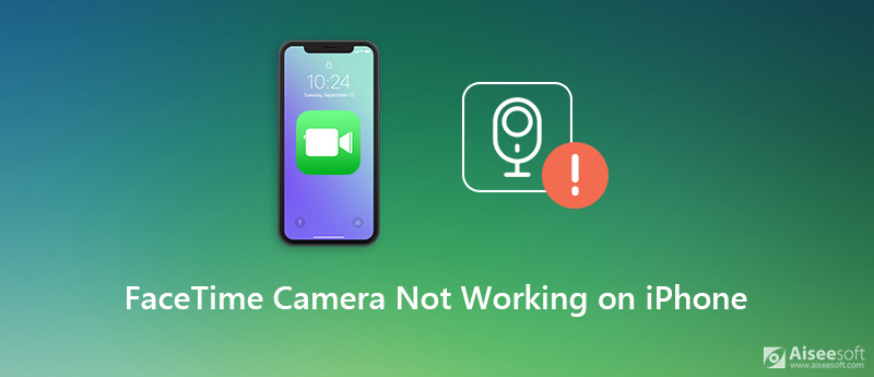 Facetime Camera Not Working On iPhone