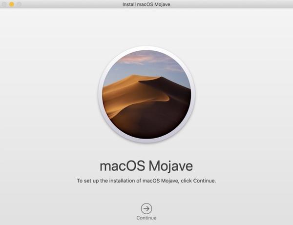 Zainstaluj ponownie macOS