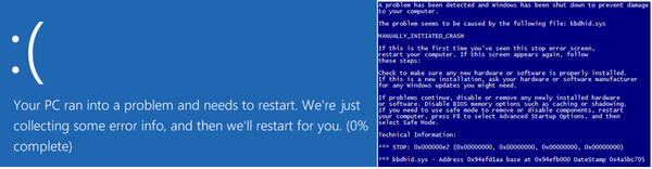 Solved] 18 Solutions to Fix Blue Screen of Death on Windows