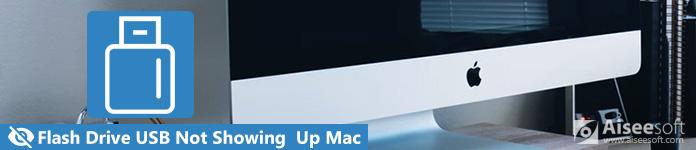 Flash Drive non visualizzato sul Mac