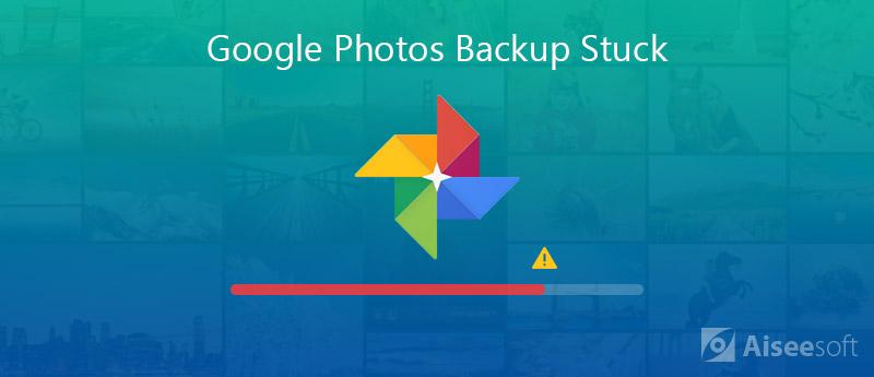 Διορθώστε το Google Photos Not Backup