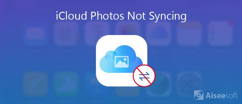 Διορθώστε τις φωτογραφίες iCloud που δεν συγχρονίζονται