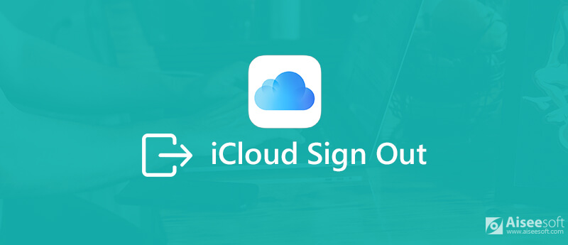 Sign Out of iCloud with or without Password