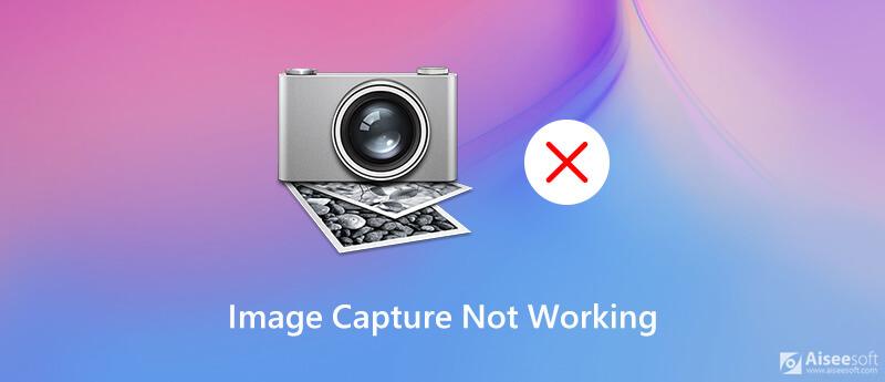 Acquisizione immagine non funzionante