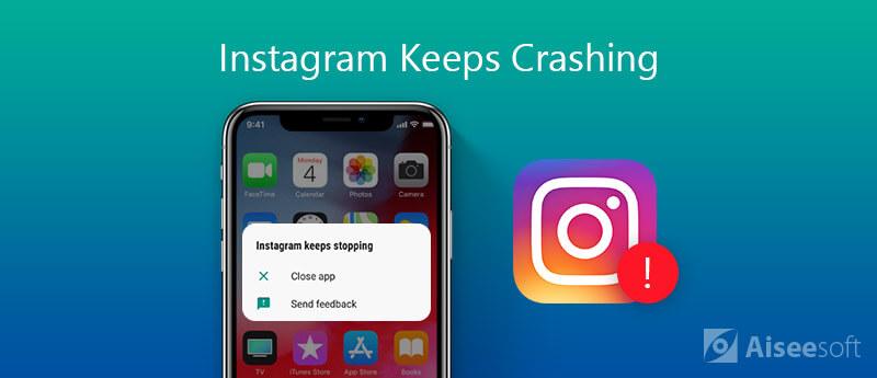 Το Instagram συνεχίζει να συντρίβεται