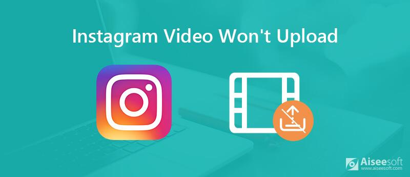 Wideo na Instagramie nie zostanie przesłane