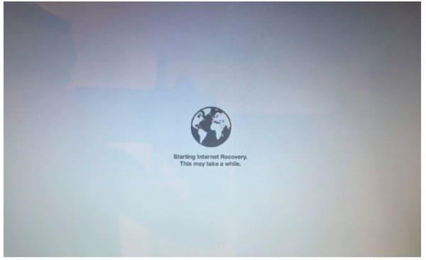 Επανεκκινήστε τον υπολογιστή Mac