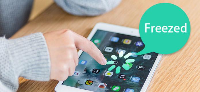 Το iPad συνεχίζει να παγώνει