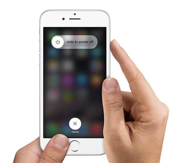 Wymuś ponowne uruchomienie telefonu iPhone
