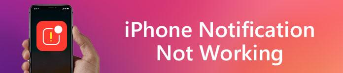 Οι ειδοποιήσεις iPhone δεν λειτουργούν